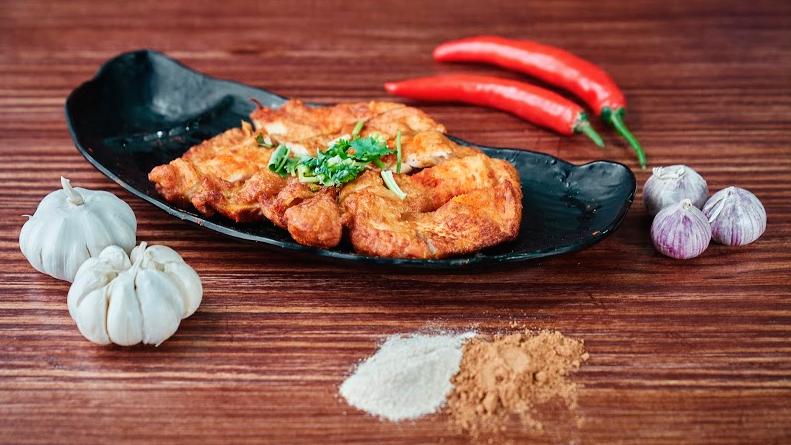 Kam Hiong Fried Chicken 金香鸡排