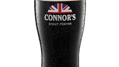 Connor's Stout Draft Beer 500ml