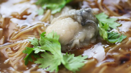 Taiwan Oyster Mee Sua 台湾蚵仔面线