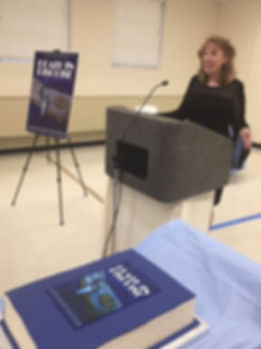 Book Launch Karen at podium.jpg