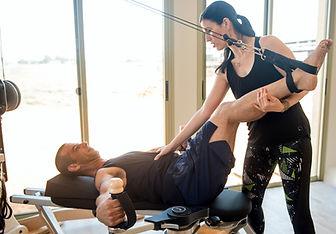 אימון אישי ג'יירוטוניק למתאמן