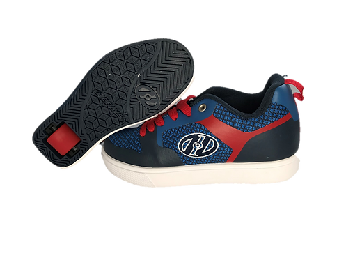 HEELYS MOTION HT RED AND NAVY