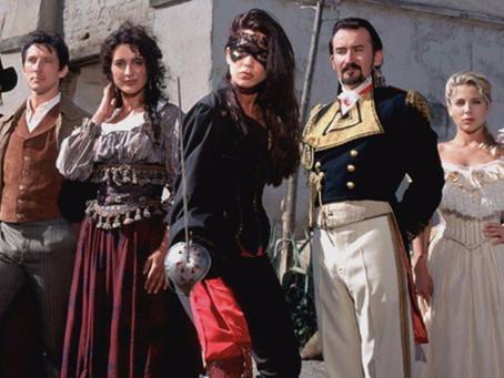 'Zorro' com protagonista mulher que luta pela justiça social