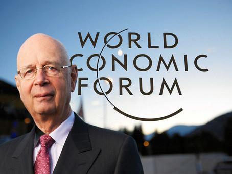 "Globalista Klaus Schwab: O mundo ""nunca"" voltará ao normal depois do COVID"