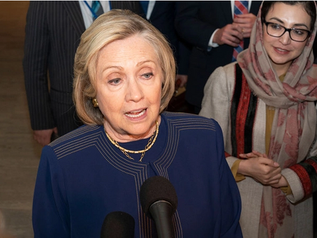Hillary Clinton: a próxima embaixadora dos EUA na ONU?