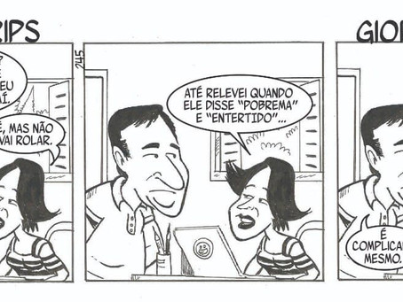 "True Oustrips: ""Pobrema"""