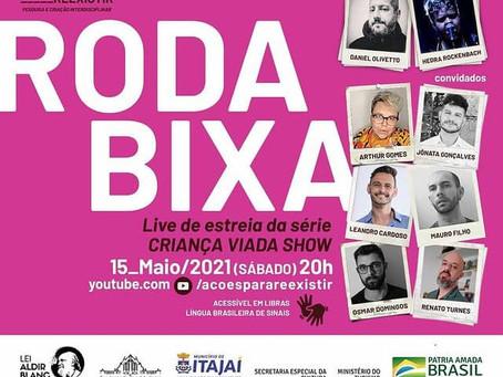 """Secretaria Especial da Cultura financia projeto """"Criança Viada Show"""""""