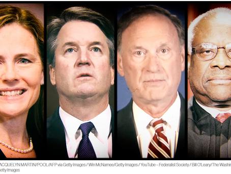 """Eleições Americanas: Juízes conservadores presidem os Estados """"campo de batalha"""""""