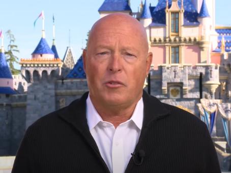 Receita da Disney cai em mais de US$ 600 milhões