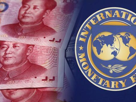 China lidera empréstimos e deixa FMI para trás.