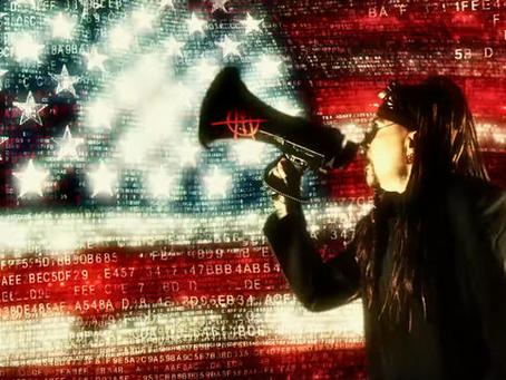 Ministry lança novo single e vídeo 'Disinformation'