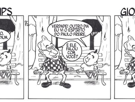 Espírito de Paulo Freire