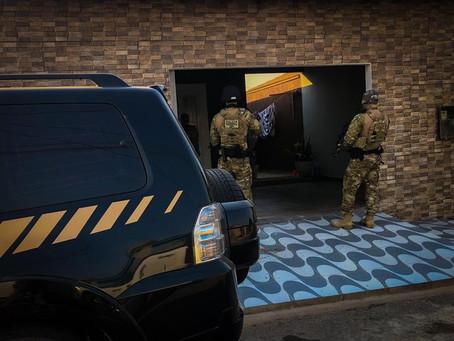 Polícia Federal desarticula organização criminosa voltada para o tráfico de drogas e extorsão em MT