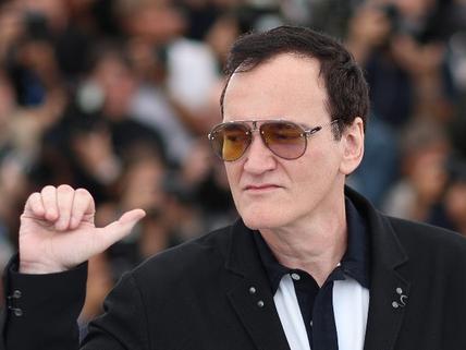 """Quentin Tarantino diz que alguns cinemas merecem """"Cair fora""""."""