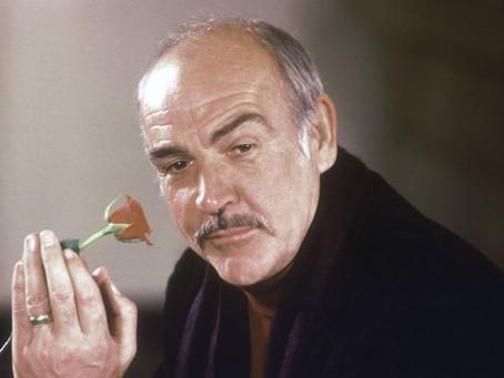 Sir Sean Connery morreu aos 90 anos.