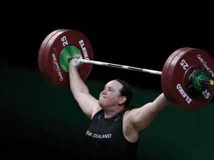 Halterofilista da Nova Zelândia deve ser a primeira transgênero nas Olimpíadas.
