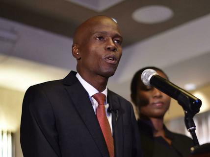 Presidente do Haiti, Jovenel Moïse, assassinado em casa.