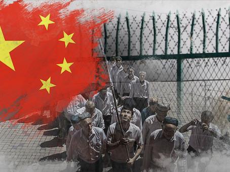 Campos de Concentração na China: vítimas sofrem estupros com bastões elétricos.