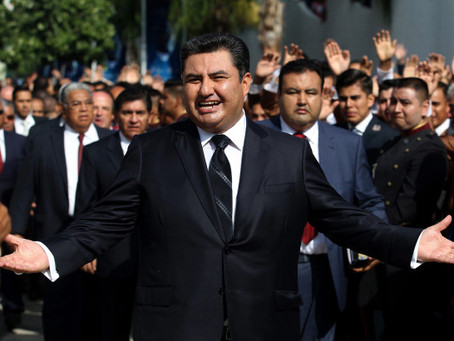 Líder da igreja mexicana acusado de comandar rede de pedofilia