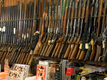 Vendas de armas batem novo recorde em 2020