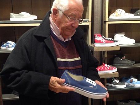 Fundador da Vans, Paul Van Doren, morre aos 90 anos de idade