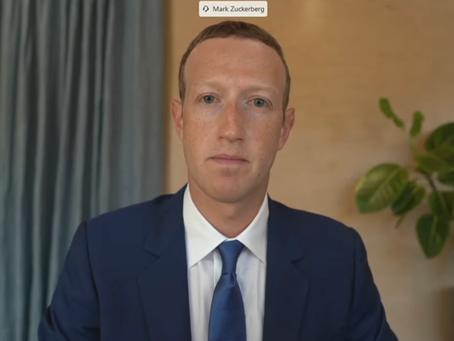 Zuckerberg se recusa a fornecer informações sobre  censura em redes sociais
