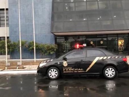 PF combate desvios de recursos públicos em Prefeitura do Paraná