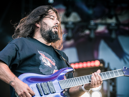 Guitarrista do DEFTONES diz ser terraplanista