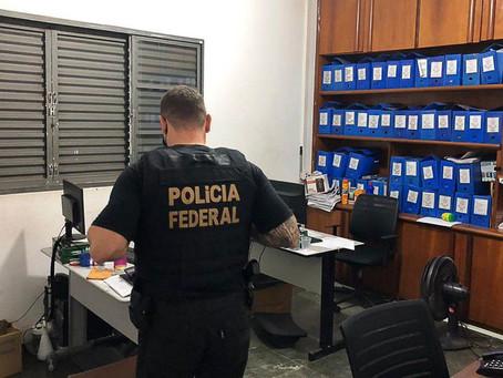 Operação da PF combate fraudes contra benefícios emergenciais