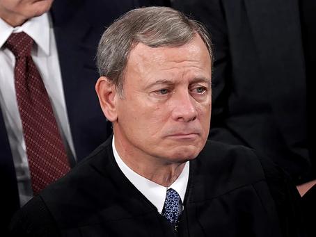 Juiz Roberts deve sair se ele não assumir o caso de fraude eleitoral