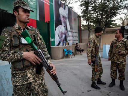 Voto Auditável no Afeganistão Já!!!