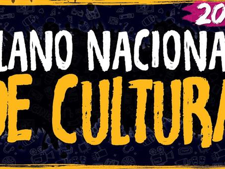 Governo prorroga Plano Nacional de Cultura por 2 anos