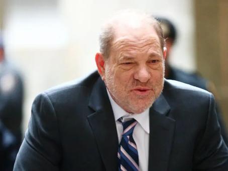 Harvey Weinstein está ficando cego e perdendo os dentes