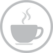 Healthy Snacks & Coffee Icon