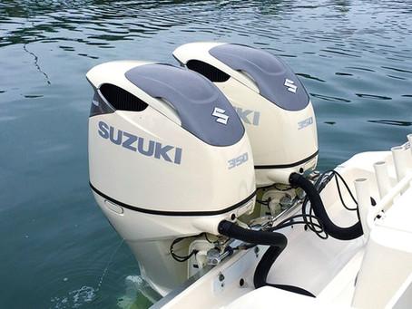 Suzuki DF350A - Smart design for maximum power