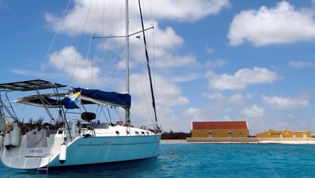 For Sale: Sailing Yacht