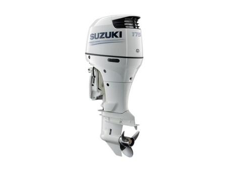 Monthly Special! NEW Suzuki DF175TXZ 4-stroke engine!