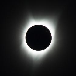 Éclipse du 21 août 2017 (Idaho)
