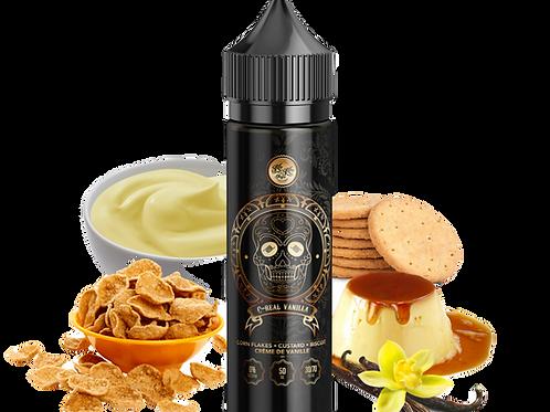 C-Real Vanilla - 50ml (Boite de 5 fioles)
