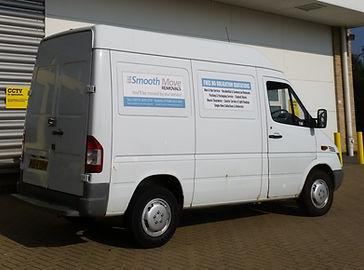 Small Removals Van