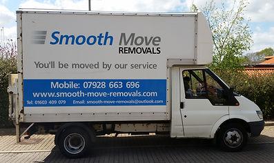 Medium Removals Van
