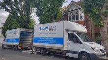 Why smaller removals vans work well for house moves