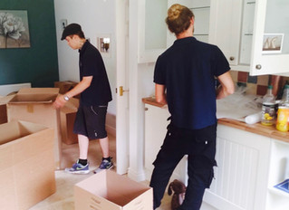 Removals Tip Of The Week: #17 When packing food, make sure it's closed tight