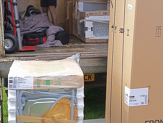 Removals Tip Of The Week: #8 Disconnect Appliances Before Moving Day