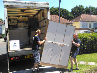 Removals Tip Of The Week: Tie Ups