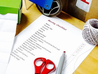 Removals Tip Of The Week: #15 Make A List