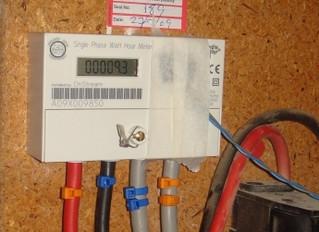 Removals Tip Of The Week: #20 Utility Meter Readings