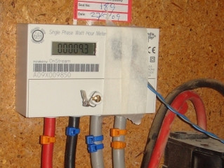 Removals Tip Of The Week: #20 Utility Meter Readings