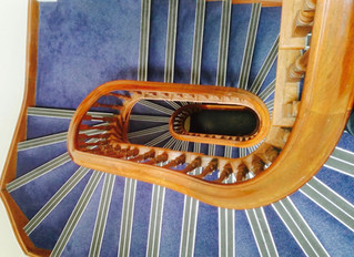 Removals Tip Of The Week: #16 Staircases, doorways and access points clear?
