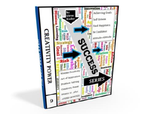 Creativity Power eBook